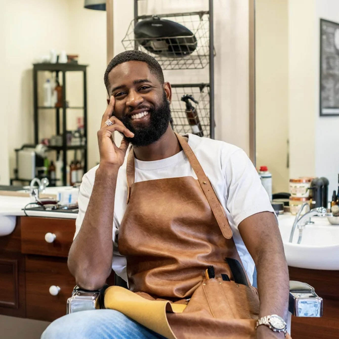 Barbier Kevin Cutz Barber story
